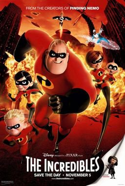 Les indestructibles / The incredibles