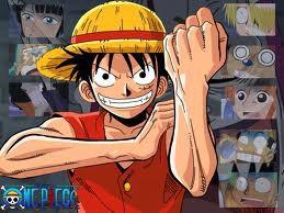 one piece:Luffy