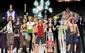 one piece: personnages