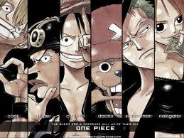 one piece: l'equipage