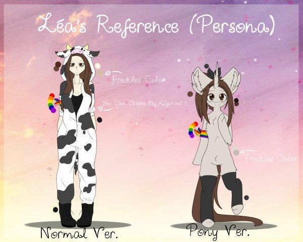 Persona's Colorguide