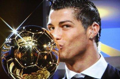 Cristiano Ronaldo Ballon d'Or 2011