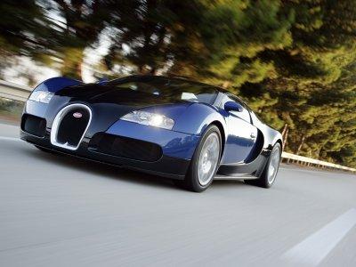 Bugatti-Veyron-Side