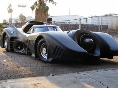 car of batman