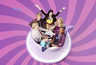 Photo de la 2 ème saison de Sonny With A Chance .