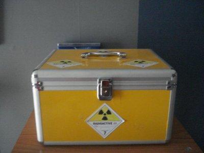 boite de plutonium