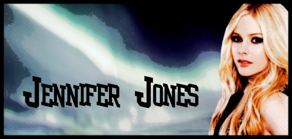 Jennifer Jones.