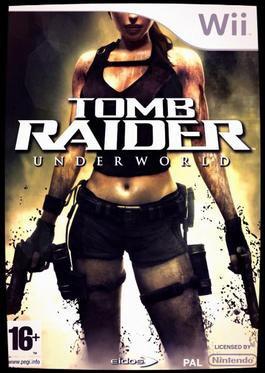 Tomb raider 1ere partie