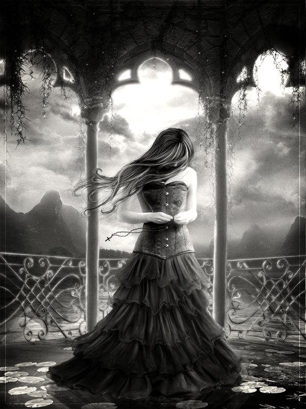 Et maintenant de retour dans les images gothiques
