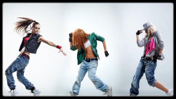 Voici des hip hop girls si vous voyez ce ke je veux dire