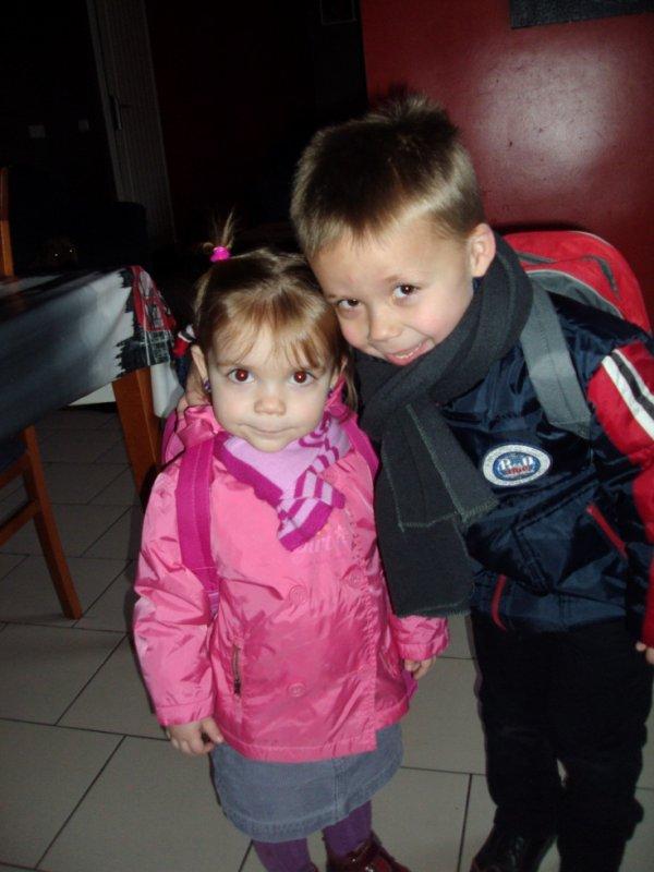 Naomi & Julien