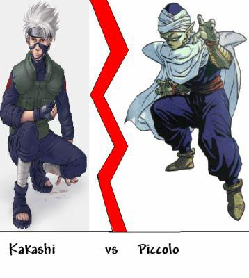 Kakashi vs Piccolo