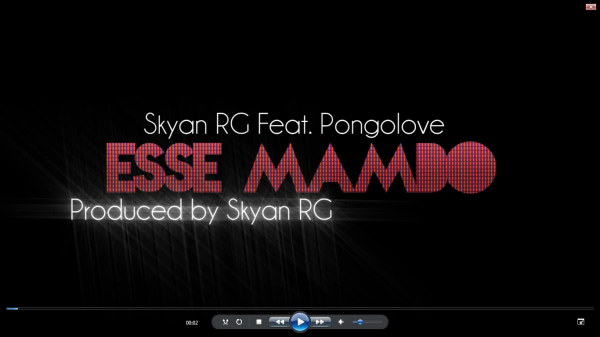 NEW, Skyan RG Ft. Pongolove - Esse Mambo (Beat Produced by Skyan RG) (2012)