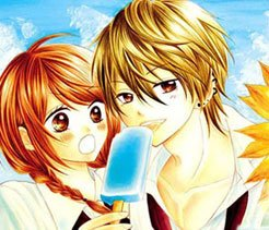 Liste de court manga de type romance