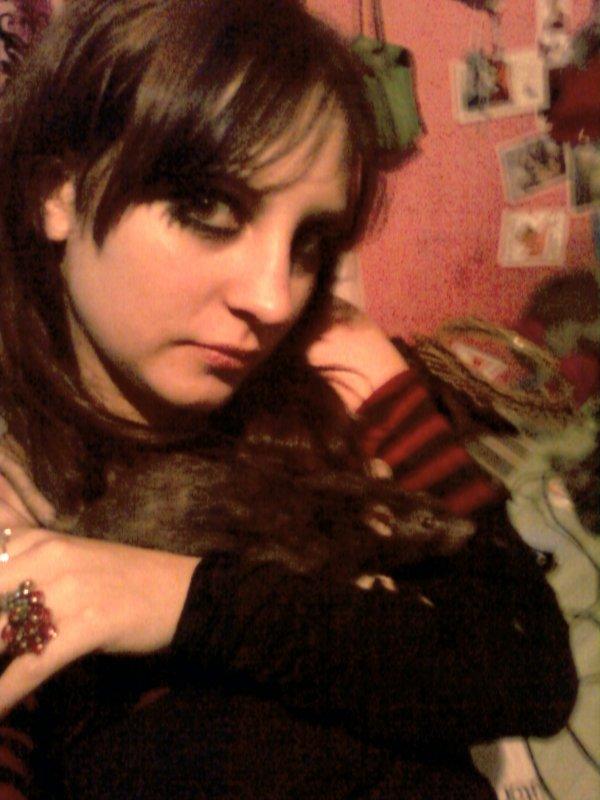 mon bebe a moi chick et photo par MR