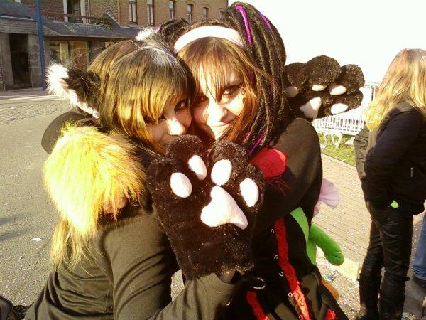 journée a maastritch et carnaval d'amay
