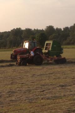 Un tracteur peut en caché un autre !!!!!