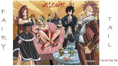 """""""Bienvenue sur Fan-de-Fairy-Tail !"""""""