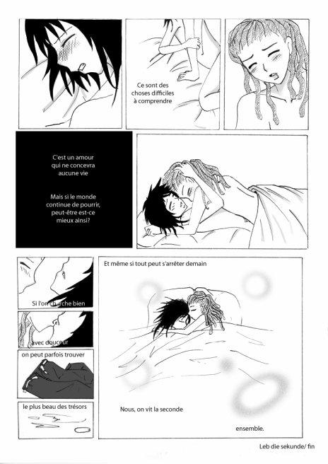"""#17 - """" Leb Die Sekunde """" in comics"""