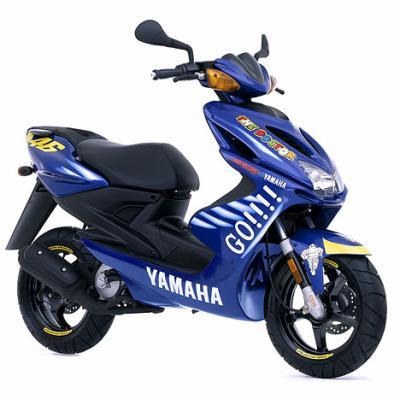 moto yamaha nitro