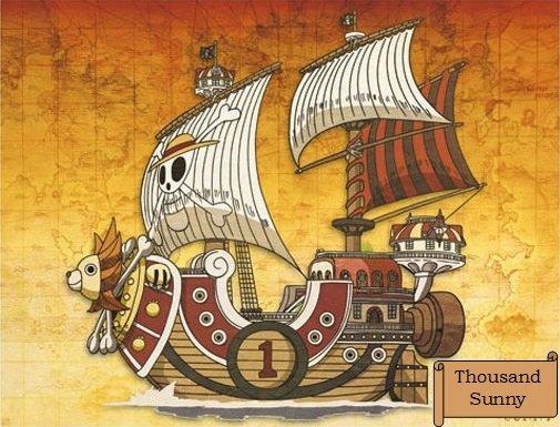 L'équipage du Chapeau de Paille (partie 2)
