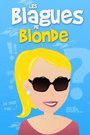 Les pires blagues de blondes