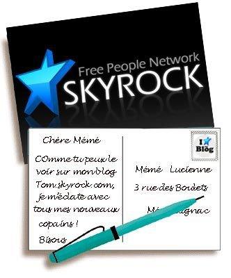 ● ARTICLE SPECIAL : Blagues des Skyrockeurs &' des Skyrockeuses :) <3.