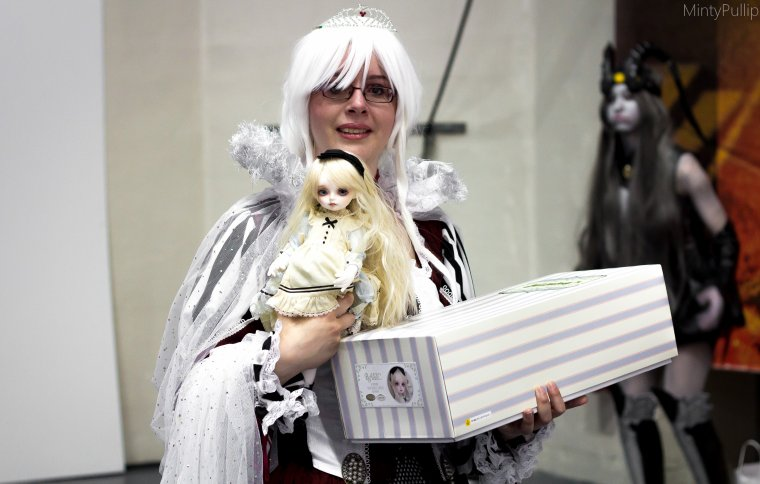 Ldoll festival 5 //Huitième article (Cosplay) //