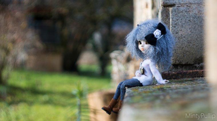 Petite pelote de laine~