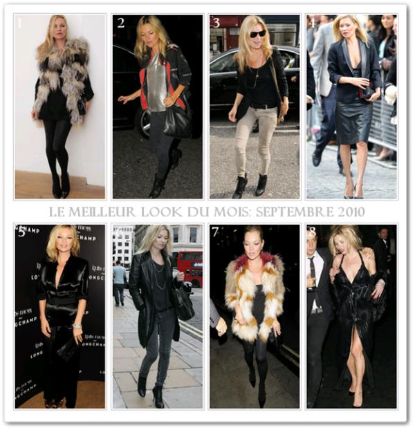 Le Meilleur Look Du Mois : Septembre 2010