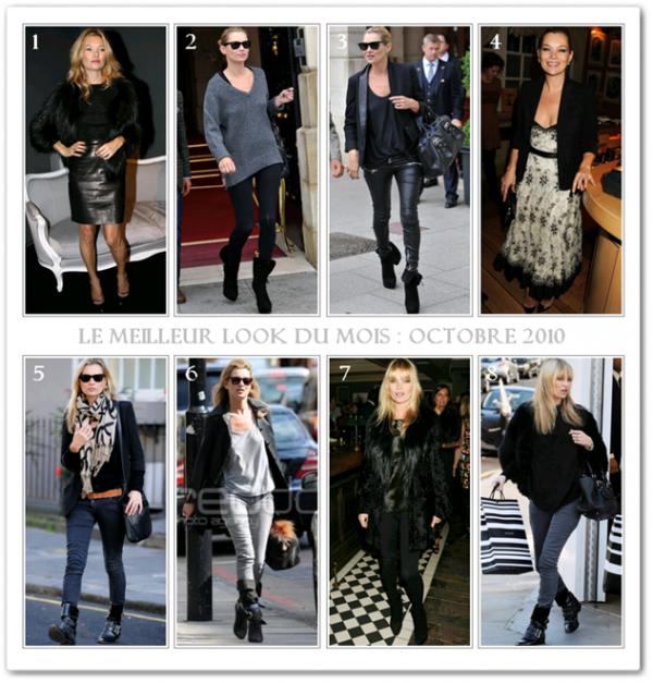 Le Meilleur Look Du Mois : Octobre 2010