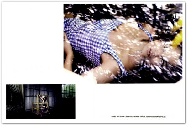 Vogue Italia Décembre 2010
