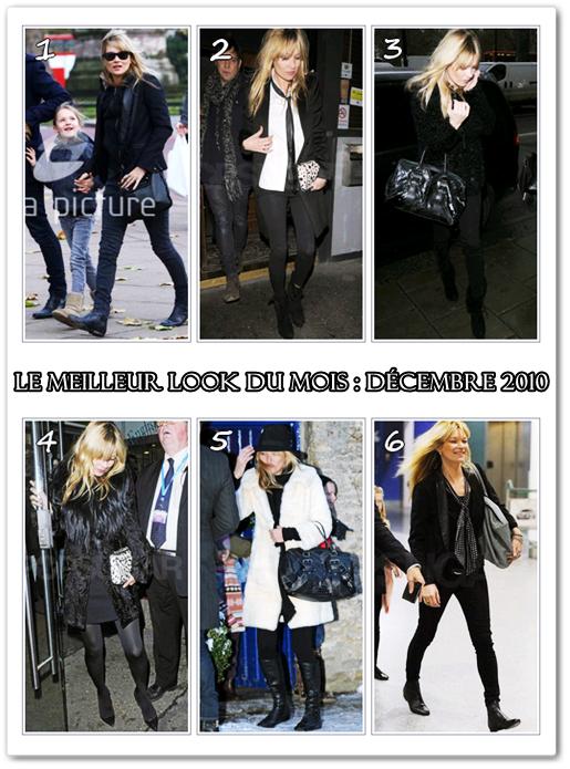 Le Meilleur Look Du Mois : Décembre 2010