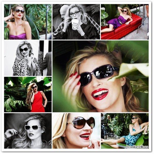 Campagne S/S 11 Vogue Eyewear