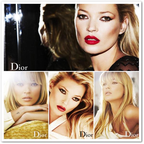 Campagne Dior Maquillage Printemps/Eté 2011