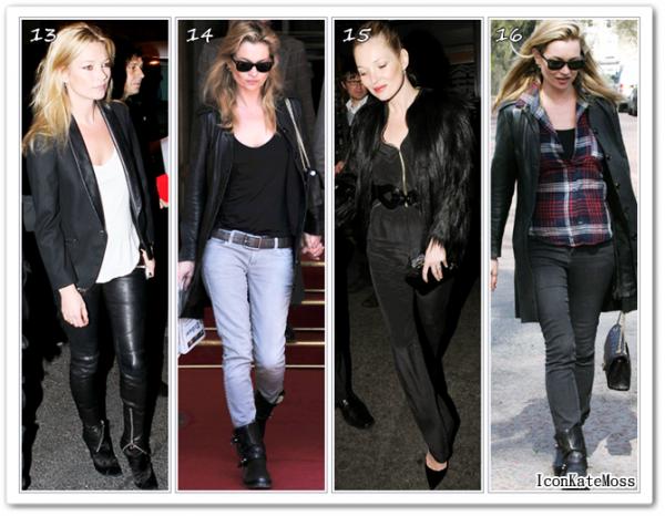Le Meilleur Look Du Mois : Mars 2011