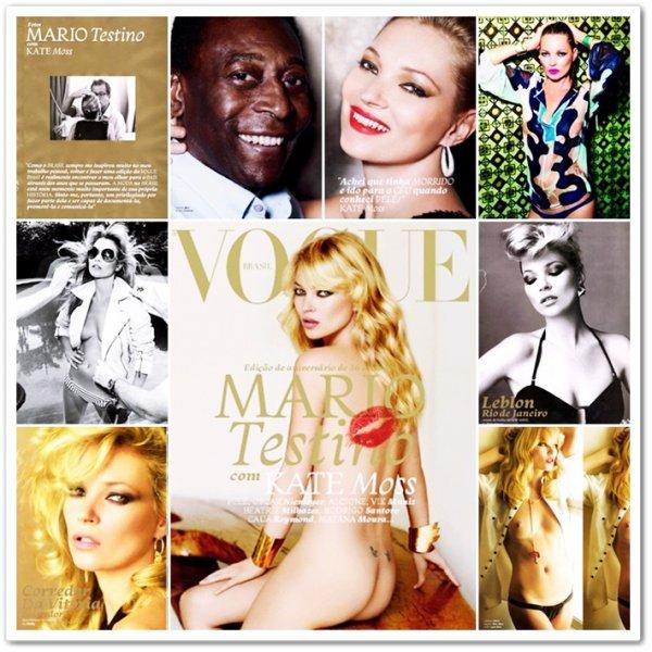 Vogue Brésil Mai 2011