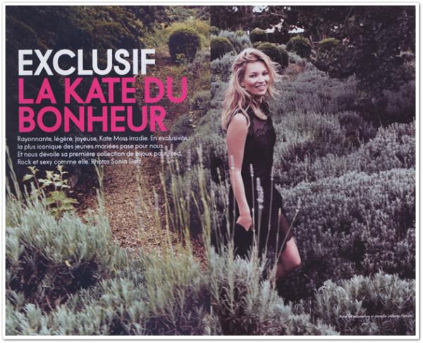 Elle France Septembre 2011