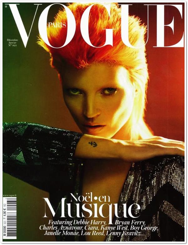Vogue Paris Décembre/Janvier 2011/2012