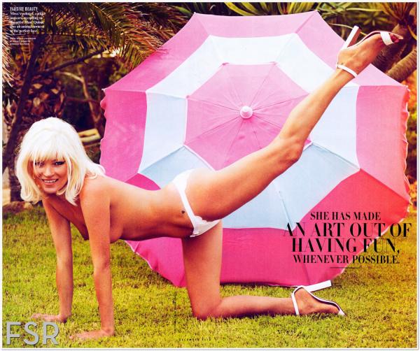 Vanity Fair Décembre 2012