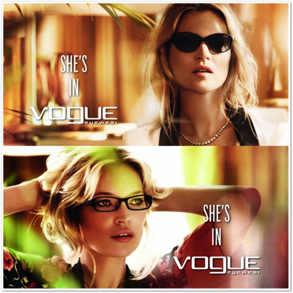 Vogue Eyewear Fall 2012