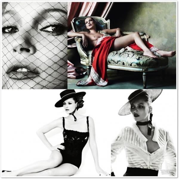 Vogue Espagne Décembre 2012