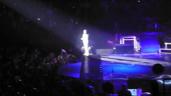 Concert Justin Bieber