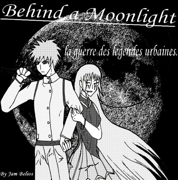 """Personnages principaux de """"Behind a Moonlight: La guerre des Légendes Urbaines"""""""
