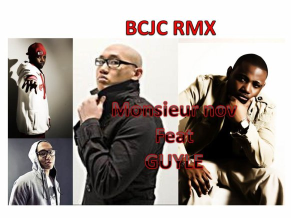 BCJC remix (Monsieur Nov feat Guyle)  (2012)
