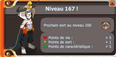 Encore 1 level et j'ai ma Capuche Roissingue :P
