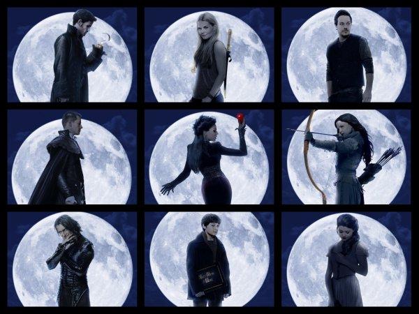 Quel est votre personnage préféré de Once Upon A Time ?