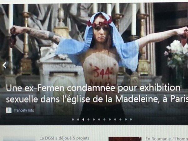 Pauvre France , pauvre église et religion .