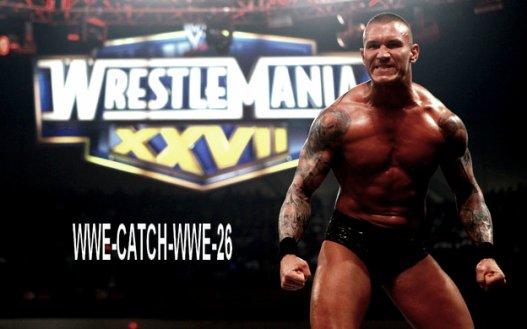 Bio de Randy Orton.
