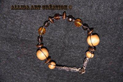 Bracelet graine